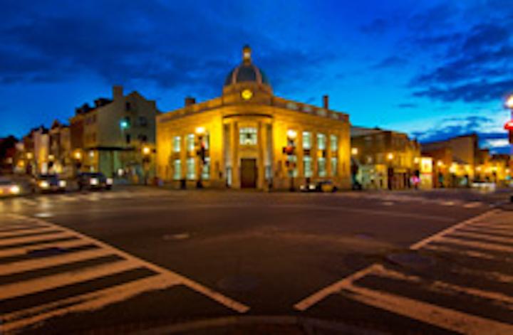 M Street in Georgetown