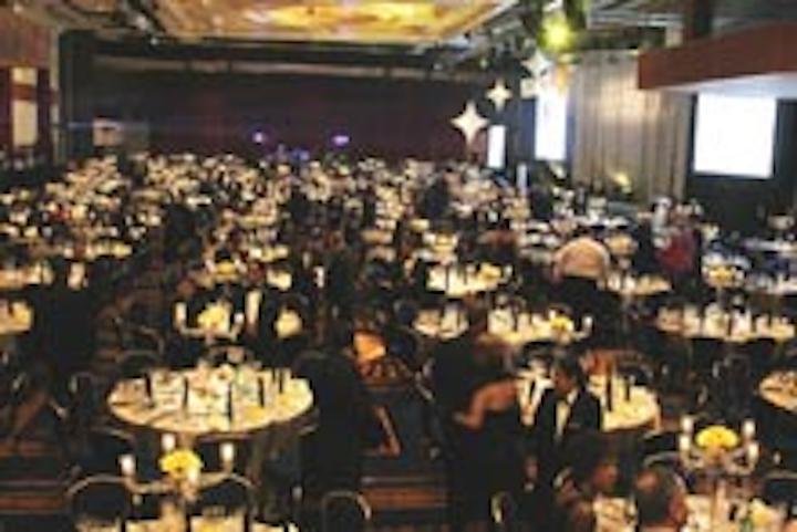 The Rammy Restaurant Awards at the Marriott Wardman Park