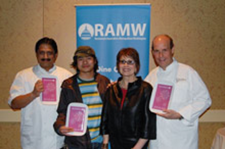 The 2009 Rammy finalists for Chef of the Year
