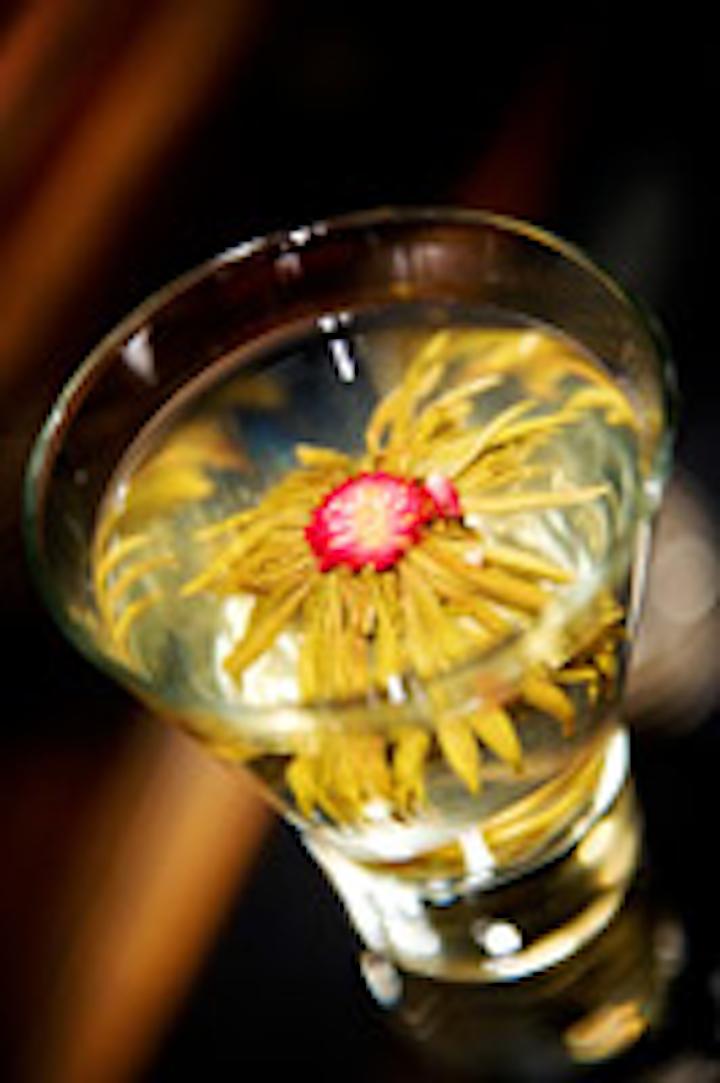 Blue Plate's Emperor's Blossom Tea