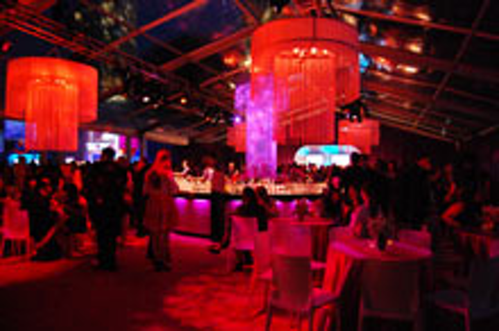 The 2008 Fox upfront party