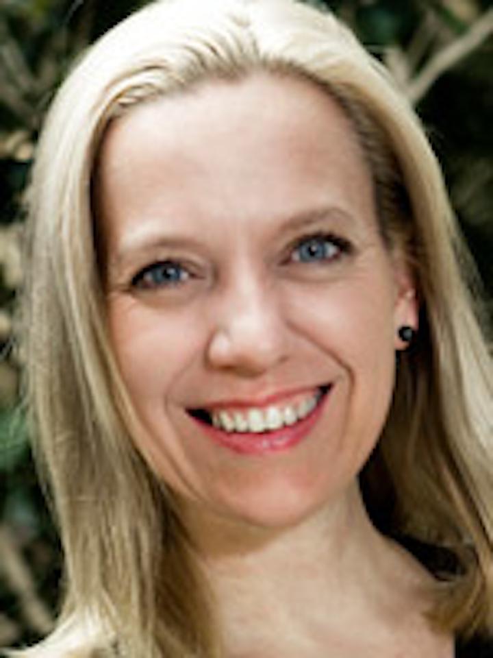 L 'Oréal Paris communications director Anik Gagnon