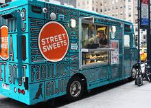 Street Sweets Joins The Expanding Food Truck Scene Bizbash
