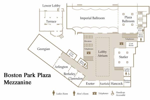 Boston Park Plaza Bizbash