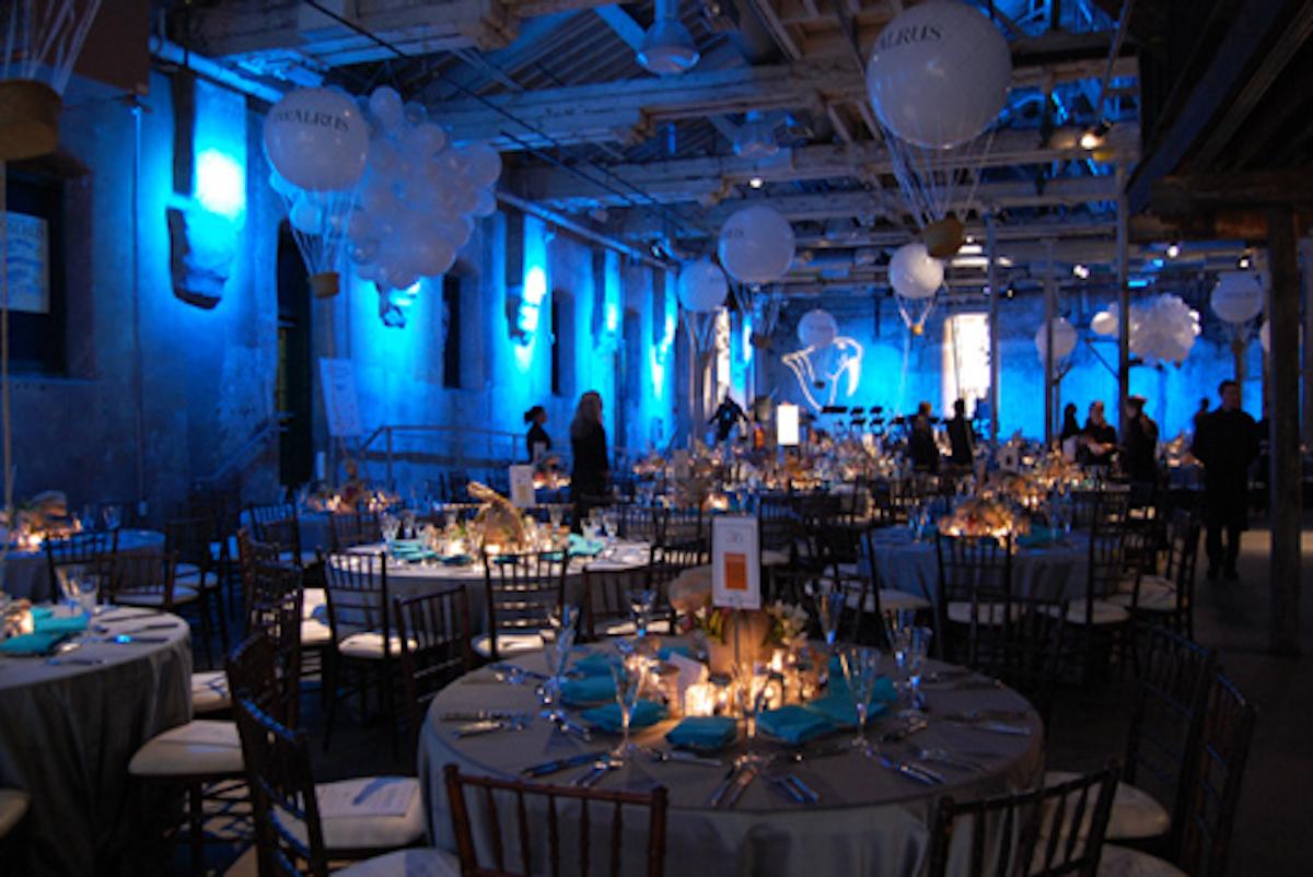 Sponsor Inspires Whimsical Travel Themed Decor At Walrus Foundation Gala Bizbash