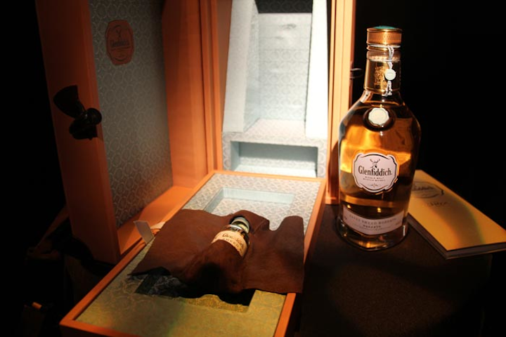 Glenfiddich Toasts 125 Years With Record-Breaking Auction