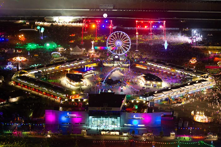 The Electric Daisy Carnival moved in June 2011 to the Las Vegas Motor Speedway, where it was widely considered a success. It returns June 8 to 10.