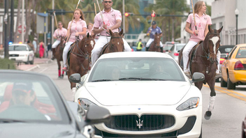 #5 Sports Event The eighth annual edition of the Maserati Miami Beach Polo World Cup drew 7,500 fans, although the final matches were canceled due to rain. Next: Spring 2013