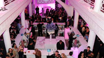 #1 Art & Design Event One of high art's most prestigious gatherings, Art Basel Miami Beach will have more than 2,000 galleries from around the world participating this year. Next: December 9-11, 2012