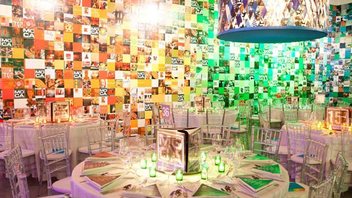 #14 Benefit This year, the MOCA Gala marked the Museum of Contemporary Arts' 15th anniversary with a fete that celebrated the many international artists who have been a part of the museum's history. Next: spring 2013