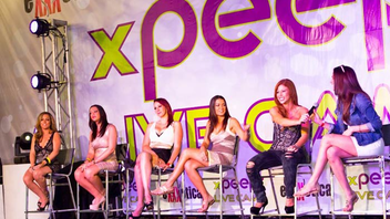 #8 Trade Event, Expo & Convention Previously known as Exxxotica Miami Beach, Exxxotica South Florida is one of the pornography industry's biggest gatherings, with some 20,000 attendees, and will move to Fort Lauderdale in 2013. Next: May 2013