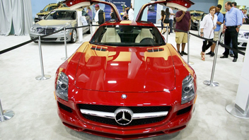 #2 Trade Event, Expo & Convention Pumping $50 million into the local economy, the South Florida International Auto Show drew 665,000 visitors to its 40th edition last year. Next: November 9-18, 2012