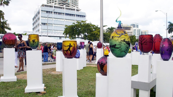 #5 Art & Design Event Attracting 120,000 people to Coconut Grove every Presidents' Day Weekend, Coconut Grove Arts Festival will mark its 50th anniversary in 2013. Next: February 16-18, 2013