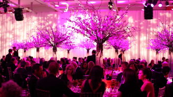 #3 Benefit At the 2012 Massive Party, 1,800 guests let loose in the Art Gallery of Ontario, raising $145,000. Next: spring 2013