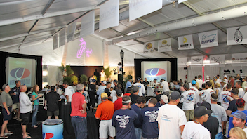 #10 Sports Event The 10th installment of the World Sailfish Championship, a five-day fish-off in Key West, expanded to 53 teams. Next: April 16-20, 2013