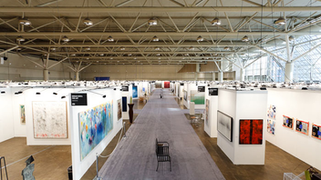 #3 Art & Design Event In 2011, Art Toronto had a record number of V.I.P. guests—or collectors—attend the fair, generating $15 million in sales. Next: October 26-29, 2012