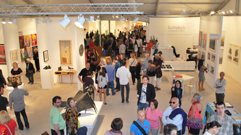 #4 Art & Design Event Showcasing modern and contemporary art from 100 different galleries, Art Miami drew 55,000 attendees last year. Next: December 4-9, 2012