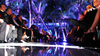 #5 Benefit In 2011, Destination Fashion at the Bal Harbour Shops took a hiatus, but is set to return this fall with Tom Brokaw hosting and Enrique Iglesias performing. Next: November 10, 2012