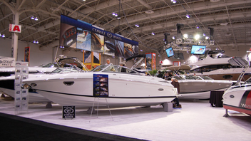 #7 Trade Show & Convention This year, after pushing the date back one week after the holidays, the Toronto International Boat Show saw attendance rise 5 percent, drawing 76,253 guests. Next: January 12-20, 2013