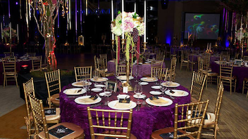#4 Benefit (up from #6) Last year, the Miami Children's Hospital Foundation's Diamond Ball more than doubled its fund-raising haul, pulling in $4.5 million from 700 guests. Next: October 27, 2012