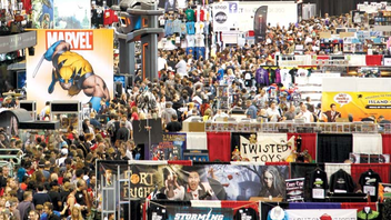 #6 Trade Show & Convention (up from #7) Last year, FanExpo added an extra day of programming, bringing its attendance up from 64,000 to more than 75,000. Next: August 23-26, 2012