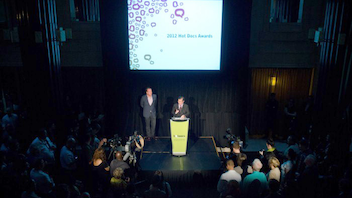 #3 Entertainment Industry Event This year the Hot Docs International Documentary Festival drew a record 165,000 guests and debuted its new permanent home, the Bloor Hot Docs Cinema. Next: April 25-May 5, 2013
