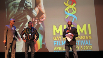 #2 Film & Media Event The Miami Gay & Lesbian Film Festival has grown from a three-day event 14 years ago to a 10-day fest screening 65 films. Next: April 26-May 5, 2012