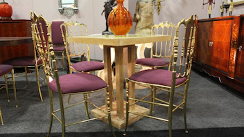 #7 Trade Event, Expo & Convention Already the largest indoor antiques show in the world, the Original Miami Beach Antique Show increased attendance 5 percent this year, to more than 20,000. Next: January 31-February 4, 2013