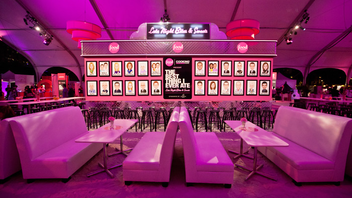 #1 Food & Restaurant Industry Event Now 11 years old, the Food Network South Beach Wine & Food Festival has grown into the country's premier high-end food fest, with 60,000 guests, many celebrity chefs, and nearly 50 events. Next: February 21-24, 2013