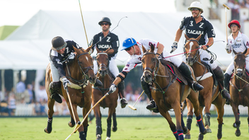 #6 Sports Event The third and final leg of polo's triple crown, the U.S. Open Polo Championships, marked its 108th year in 2012 at the International Polo Club Palm Beach. Next: March 31-April 21, 2013