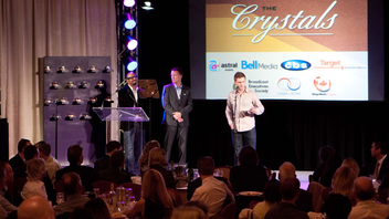 #9 Advertising & Marketing Event Presented by four major radio broadcasters including Bell and Astral, the Crystal Awards added a new category for excellence in copywriting this year. Next: March 2013