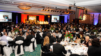 #15 Benefit This year, the masquerade ball for 400 will feature a Halloween theme. The Denim & Diamonds Gala benefits Deliver the Dream, which helps families touched by crisis or illness. Next: October 27, 2012