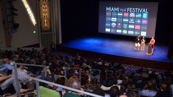 #6 Film & Media Event This year, the 11th annual Miami Short Film Festival will screen 80 films hailing from 39 different countries. Next: November 24-December 1, 2012
