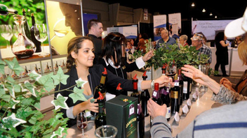 #2 Food, Wine & Hospitality Industry Event Featuring more than 100 exhibitors, the Toronto Wine & Cheese Show attracted 25,000 guests to the International Centre this year. Next: spring 2013