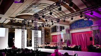 #2 Fashion Industry Event (up from #3) This year, Toronto Fashion Incubator New Labels celebrated its 25th anniversary with a blowout at the Royal Ontario Museum, complete with simultaneous V.I.P. and general admission runway shows. Next: spring 2013