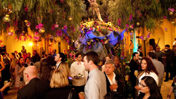 #8 Art & Design Event The institution's signature fund-raiser that draws 12,000, San Diego Museum of Art's Art Alive is one of the longest-running and most widely attended events of its kind in the U.S. More than 100 floral designers create the exhibition of arrangements. Next: April 25-28, 2013