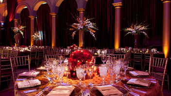 #20 Benefit Last year's gala celebrated the Shakespeare Theatre Company's 25th anniversary. Among the 775 guests were Chelsea Clinton and Patrick Stewart, who has performed with the company. The event raised $900,000. Next: October 15, 2012