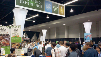 #6 Food, Wine & Hospitality Event (up from #8) Western Foodservice & Hospitality Expo bills itself as the only comprehensive industry event devoted to the Western U.S. restaurant, foodservice, and hospitality market, and includes a broad slate of education and related events. It took to the Anaheim Convention Center this past summer. Next: August 2013