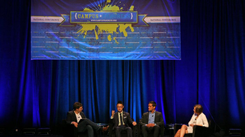 #18 Political and Press Event More than 1,200 young people gathered for the event, which champions progressive causes and this year featured House Minority Leader Nancy Pelosi. Next: summer 2013