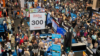 #9 Trade Show & Convention (new to the list) This year, the Los Angeles Travel & Adventure Show drew a record 25,800 guests to the Long Beach Convention Center. Previously show producer Unicomm co-produced The Los Angeles Times Travel & Adventure Show, and the shows now compete. Next: January 12-13, 2013