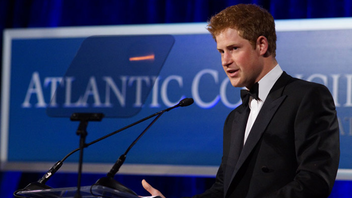 #12 Political & Press Event (up from #14) With guest of honor Prince Harry of Wales speaking—and marking his first visit to the nation's capital—this year's event suddenly had an international profile. Next: spring 2013