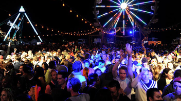 #3 Festival & Fair To meet the massive demand, Coachella Valley Music and Arts Festival's producer Goldenvoice expanded the program to two weekends this year. The event takes over the Empire Polo Fields in Indio. Next: April 12-14 & 19-21, 2013