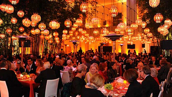 #3 Art & Design Event Hammer Museum's Gala in the Garden moves back to October this year (after a September shift in 2011), and will this year honor artists Barbara Kruger and Cindy Sherman. Next: October 6, 2012