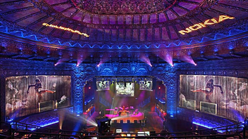 #7 Sports Event (new to the list) ESPN's ESPY awards will celebrated its 20th year in 2012 and integrated the milestone into the format of the annual program. Former Daily Show correspondent Rob Riggle hosted the sports awards at the Nokia Theatre at L.A. Live. Next: July 2013