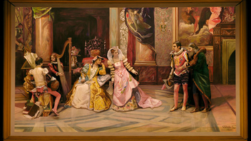 #11 Art & Design Event Laguna Beach Festival of Arts and Pageant of the Masters—in which real people pose to look like the subjects in classical and contemporary artworks—takes place in the summer. Next: July and August 2013