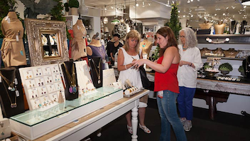 #10 Trade Show & Convention The California Gift Show takes over the L.A. Mart and L.A. Convention Center in the winter and summer, and it's the biggest show of its kind on the West Coast, with more than 200,000 square feet and 10,000 product lines. Urban Expositions just acquired the show from Merchandise Mart Properties, and the management transition will take place following the July edition of the semi-annual event. Next: January 25-28, 2013; July 19-22, 2013