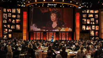 #9 Entertainment & Media Event The A.F.I. Life Achievement Award went to Shirley MacLaine at a celeb-studded gala and after-party on June 7. It was the milestone 40th installment of the event. Next: June 2013