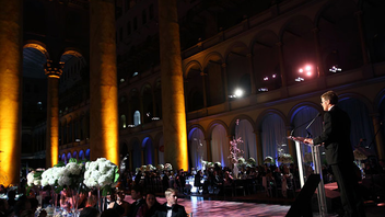 #7 Benefit This year's gala, with a theme of 'Modern + Majestic = Switzerland,' saw more than 800 guests, raised more than $1.4 million, and featured an online fund-raising campaign from foundation board member David Tutera. Next: Spring 2013