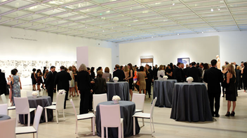 #6 Art & Design Event Los Angeles County Museum of Art Collectors Committee is a weekendlong program that ends with a gala dinner at the museum each spring. It raised $2.8 million this year. Next: April 2013