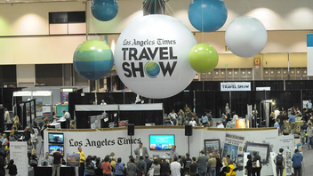 #11 Trade Show & Convention The Los Angeles Times Travel Show's 14th annual go convened more than 24,300 speakers, travel professionals, industry leaders, media folks, and consumers at the L.A. Convention Center, breaking the previous attendance record by more than 21 percent. Next: February 22-24, 2013